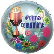 pallone-mylar-comunione-azzurro