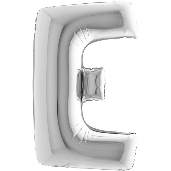 pallone-mylar-100cm-lettera-e-newballoonstore