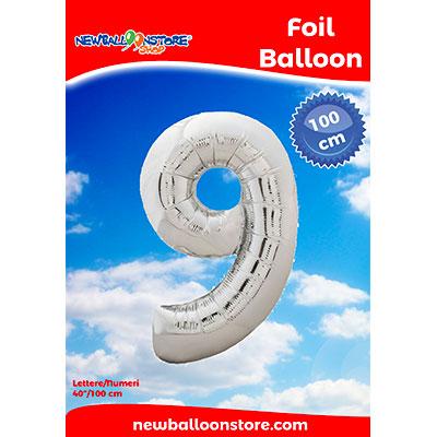pallone-mylar-numero-9