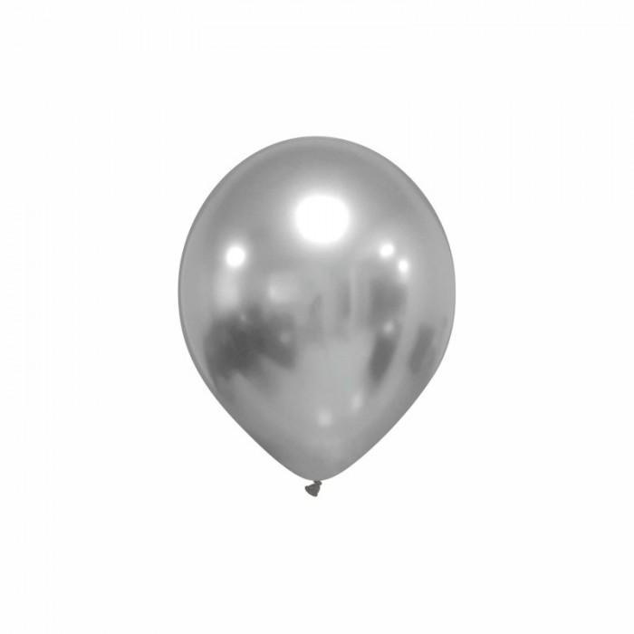 palloncini chrome argento