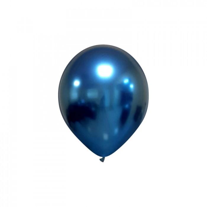 palloncini chrome blu