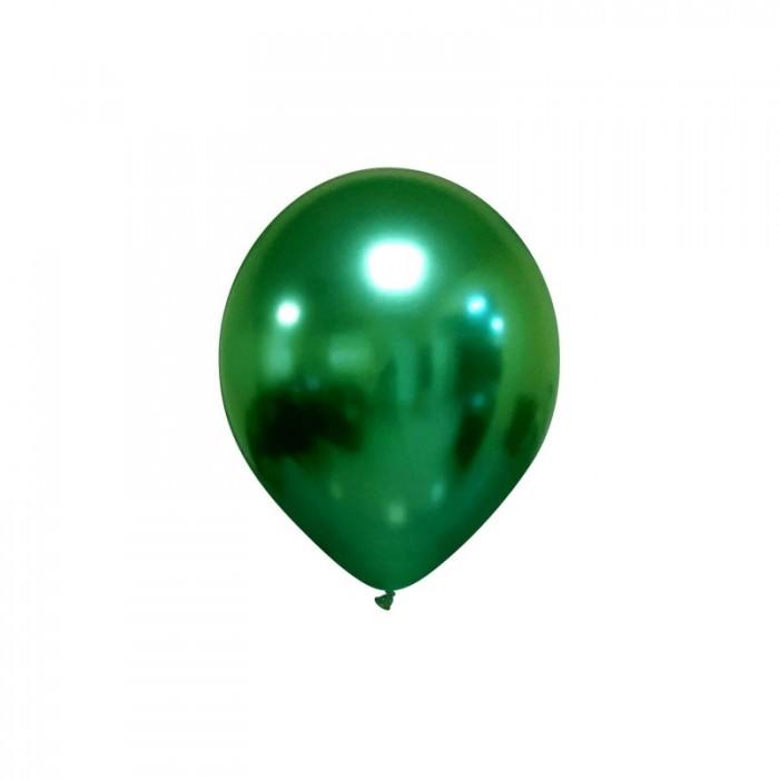 palloncini chrome verde scuro