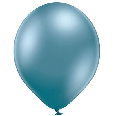 palloncino-chrome-blu-newballoonstore