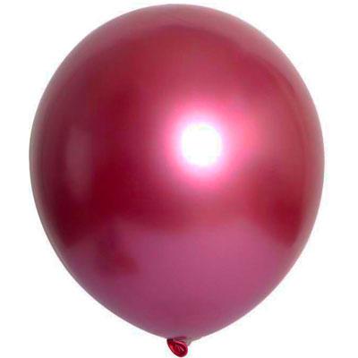 palloncino-chrome-rosso-5-pollici-newballoonstore