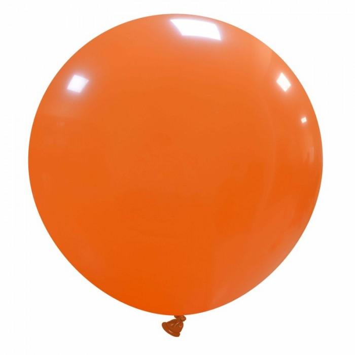 pallone gigante 80 cm arancio