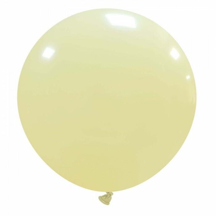 pallone gigante 80 cm perla