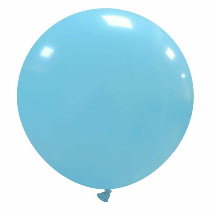 pallone gigante 80 cm azzurro