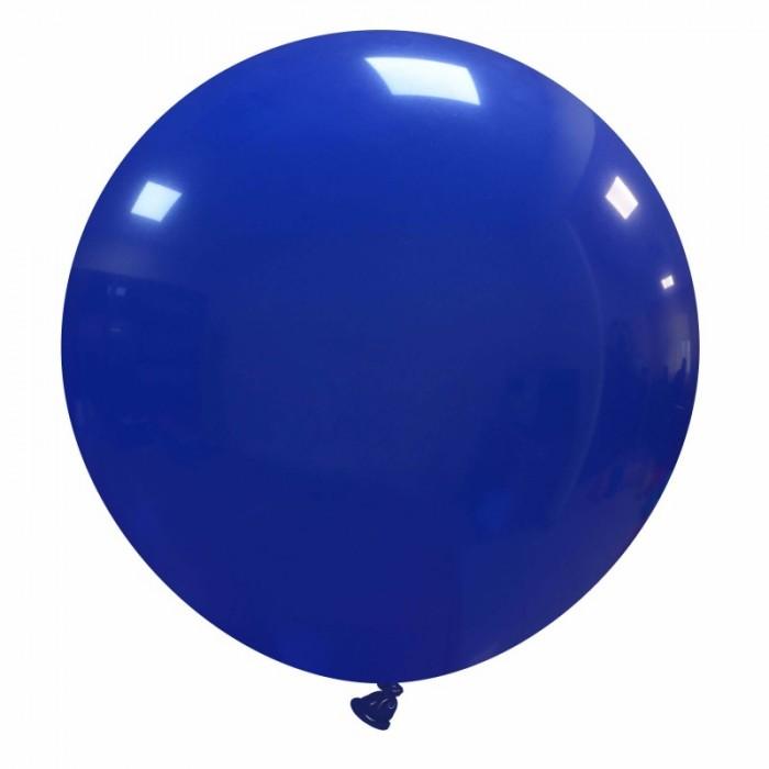 pallone gigante 80 cm blu notte