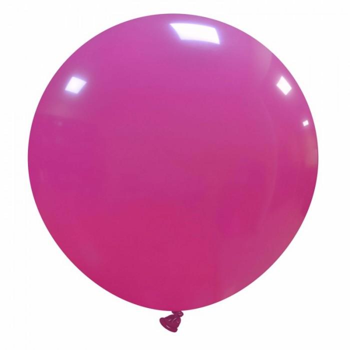 pallone gigante 80 cm fuxia