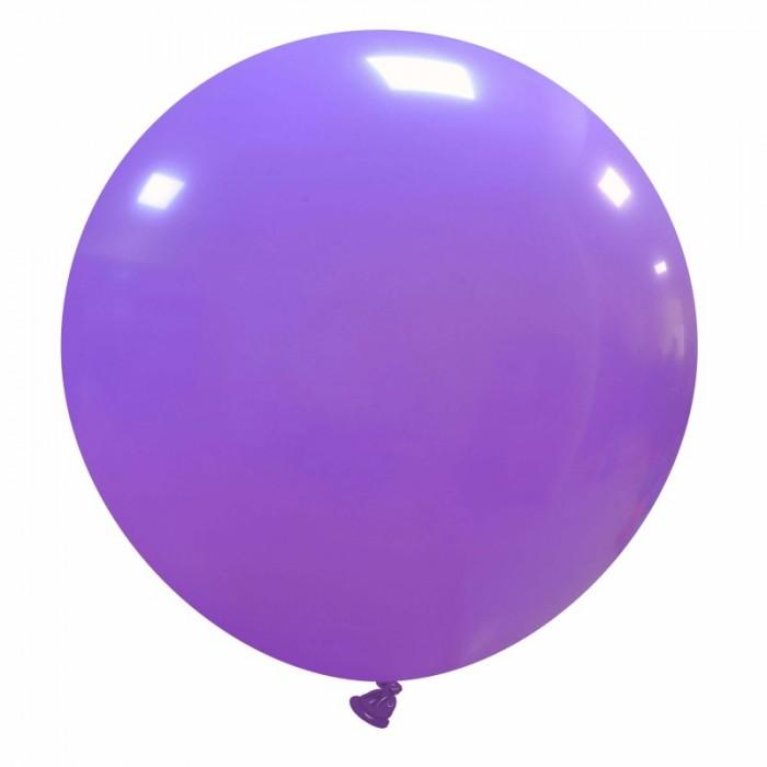pallone gigante 80 cm lavanda