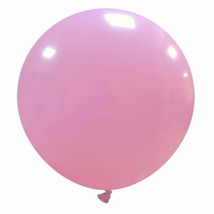 pallone gigante 80 cm rosa