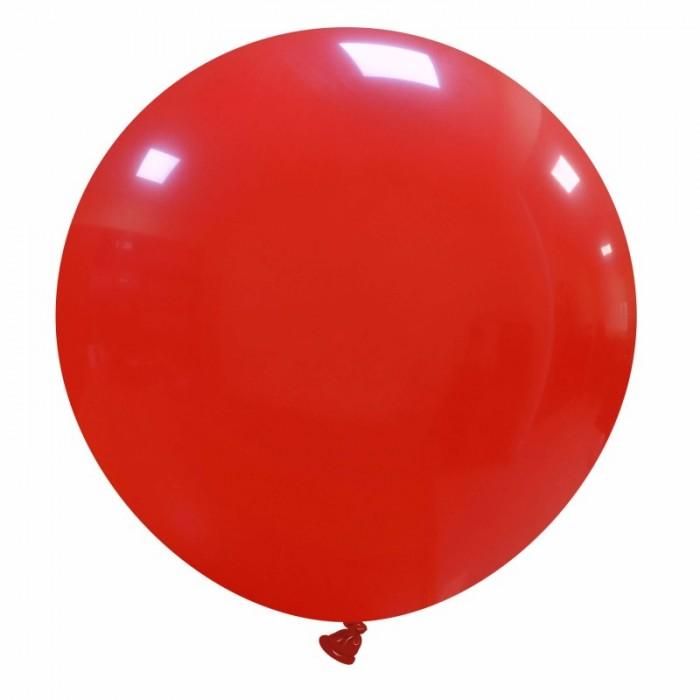 pallone gigante 80 cm rosso