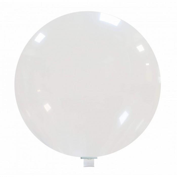 pallone gigante 80 cm trasparente