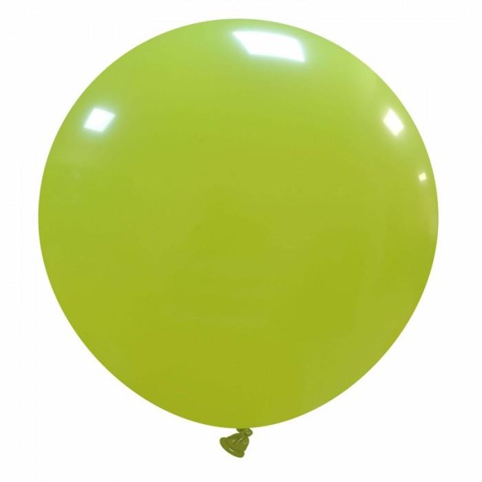 pallone gigante 80 cm verde chiaro