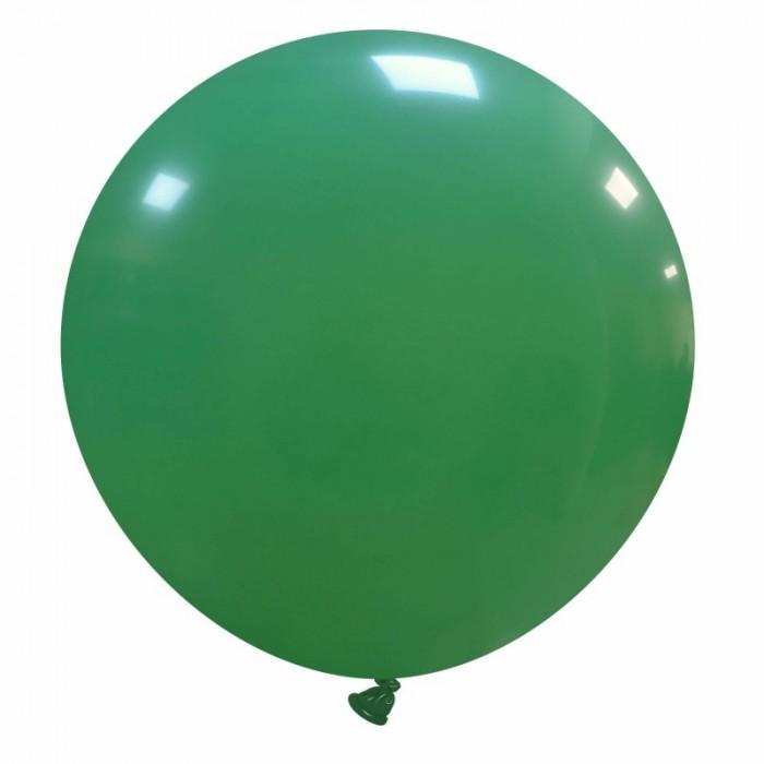 pallone gigante 80 cm verde foresta