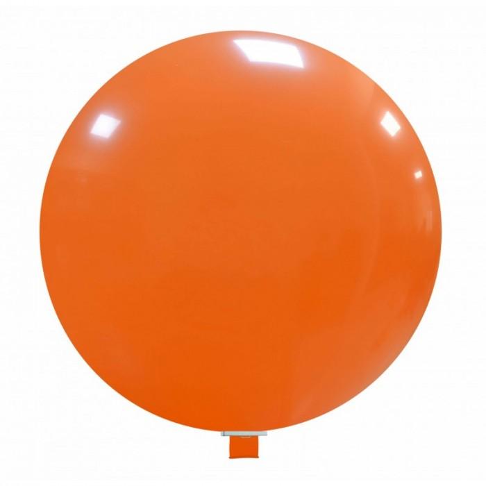 palloncino gigante 85 cm arancione