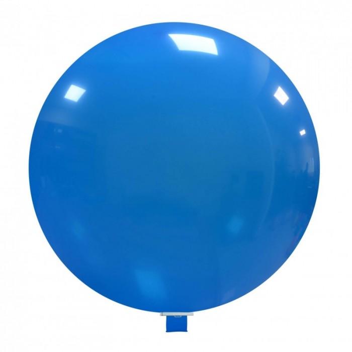 palloncino gigante 85 cm blu
