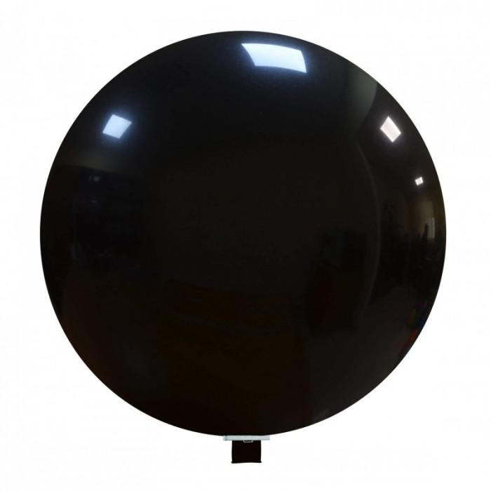 palloncino gigante 85 cm nero