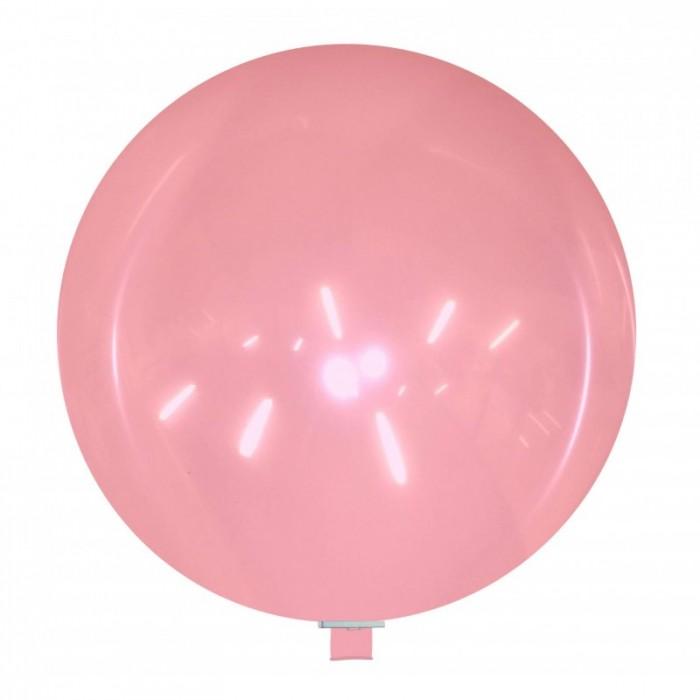 palloncino gigante 85 cm rosso cristallo