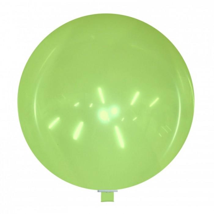 palloncino gigante 85 cm verde cristallo