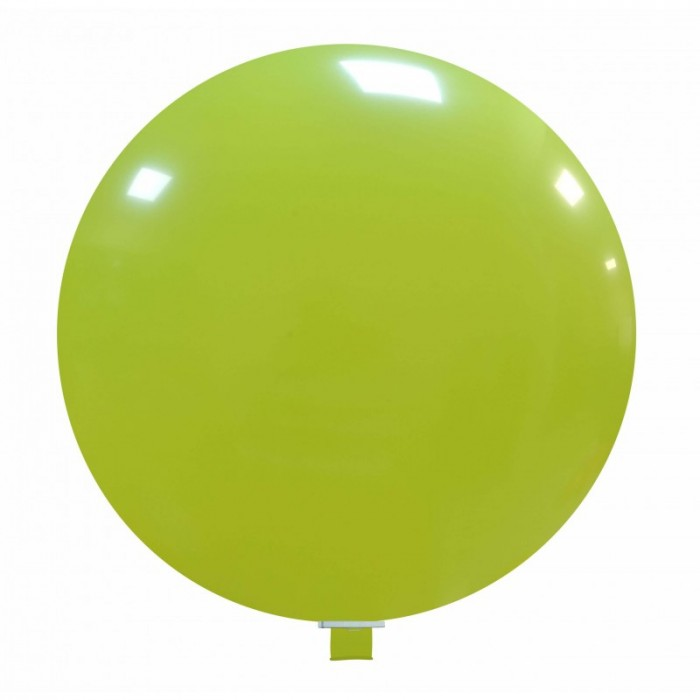 palloncino gigante 85 cm verde chiaro