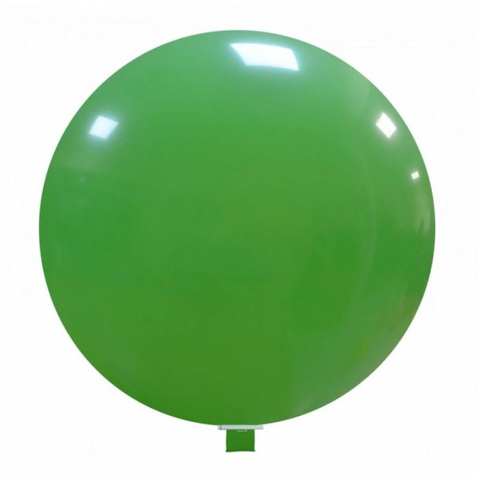 palloncino gigante 85 cm verde foresta