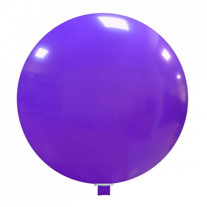 palloncino gigante 85 cm viola