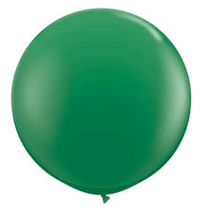 pallone-verde-gigante