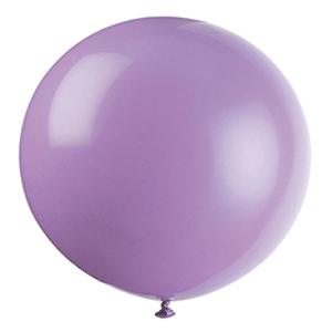 pallone-gigante-viola-newballoonstore