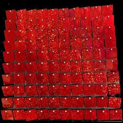 sequin-rosso