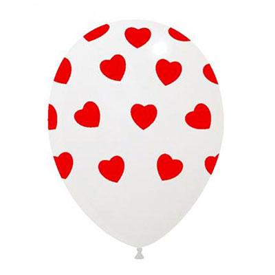 newballoonstore-cuori-globo-bianco