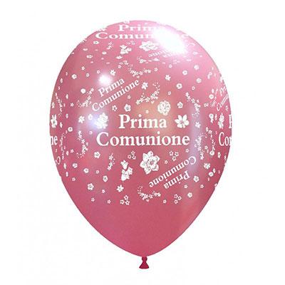 newballoonstore-comunione-rosa