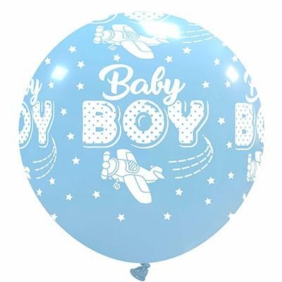 palloncino-baby-boy-gigante