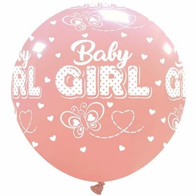 palloncino-baby-girl-gigante