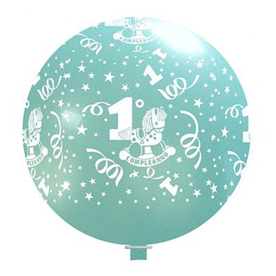 newballoonstore-1compleanno-azzurro