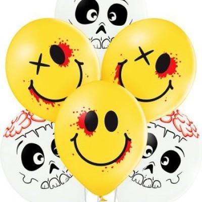 pallonmcini-smile-halloween-newballoonstore