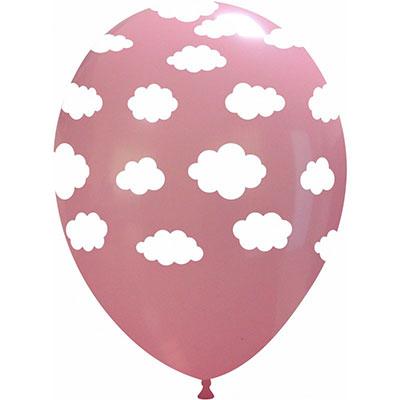 newballoonstore-nuvole-rosa