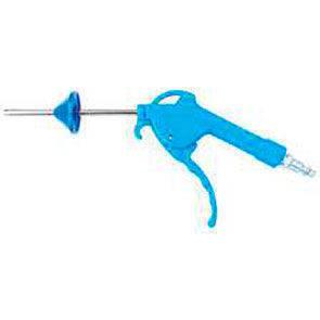 Pistola per lattice e mylar per tubo a molla