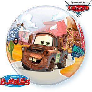 "Bubbles 22"" Cars"