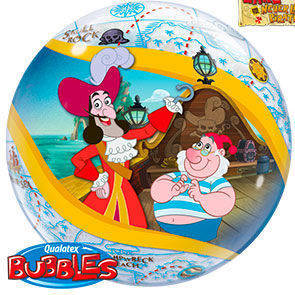 "Bubbles 22"" Pirati"