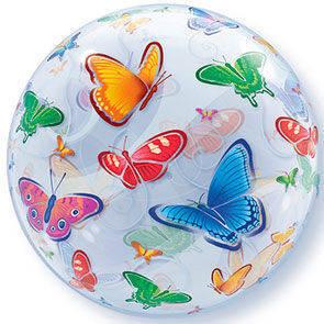 """Bubbles 22"""" Farfalle"""