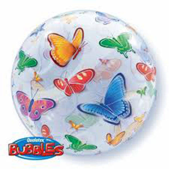 "Bubbles 22"" Butterfly"
