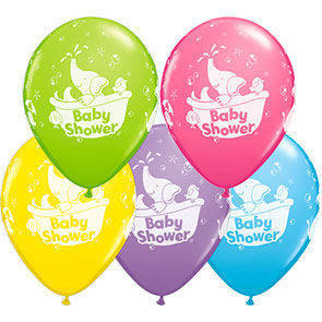 "Palloncini 12"" Baby Shower"