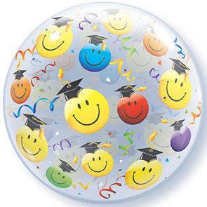 """Bubbles 22"""" Laurea Smile"""