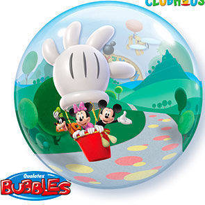 "Bubbles 22"" Micky Minnie Club House"