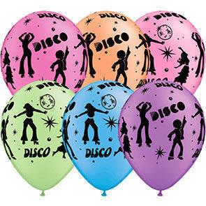"""Palloncini 12"""" Disco"""