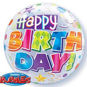 "Bubbles 22"" Compleanno"