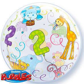 "Bubbles 22"" 2° Compleanno"