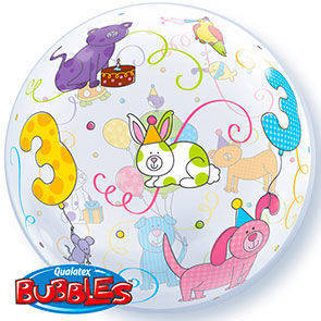 """Bubblers 22"""" 3° Compleanno"""