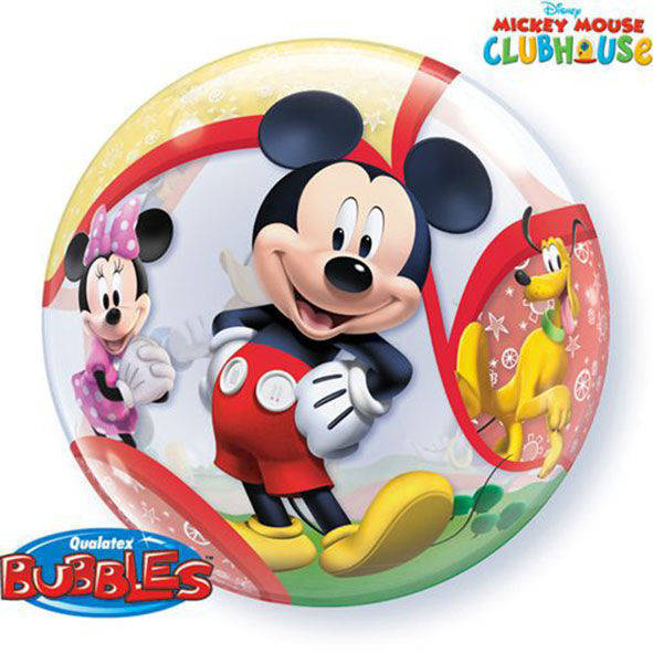 "Bubbles 22"" Mickey"